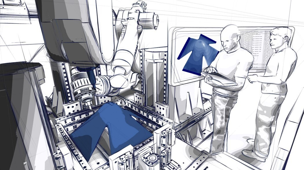 Digital process planing for Flexible Sheet Metal Forming